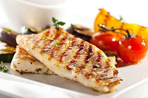 grillet fisk